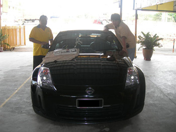 Nissan Windscreen Replacement Malaysia
