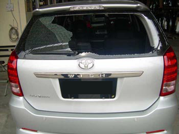 Toyota Windscreen Replacement Malaysia