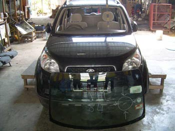 Toyota Windscreen Replacement Malaysia